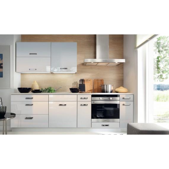Küche Top Line Weisser Glanz