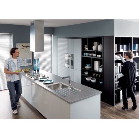 Küche 300 Cm : k che 300 cm weiss glanz mdf grifflos erweiterbar ~ A.2002-acura-tl-radio.info Haus und Dekorationen