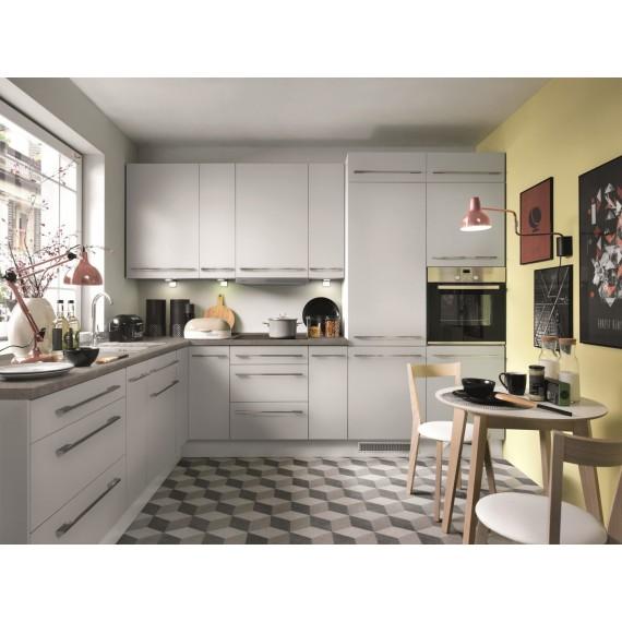 Küche FL Top Line hellgrau...