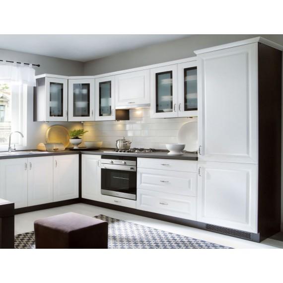 Küche FL Older Canadian Weiss
