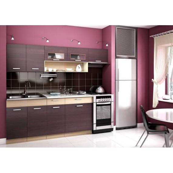 Küche Moreno 240 cm...